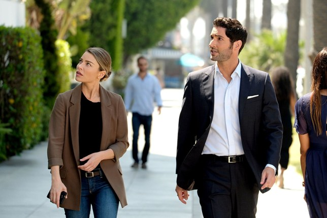 Tom Ellis, Lauren German
