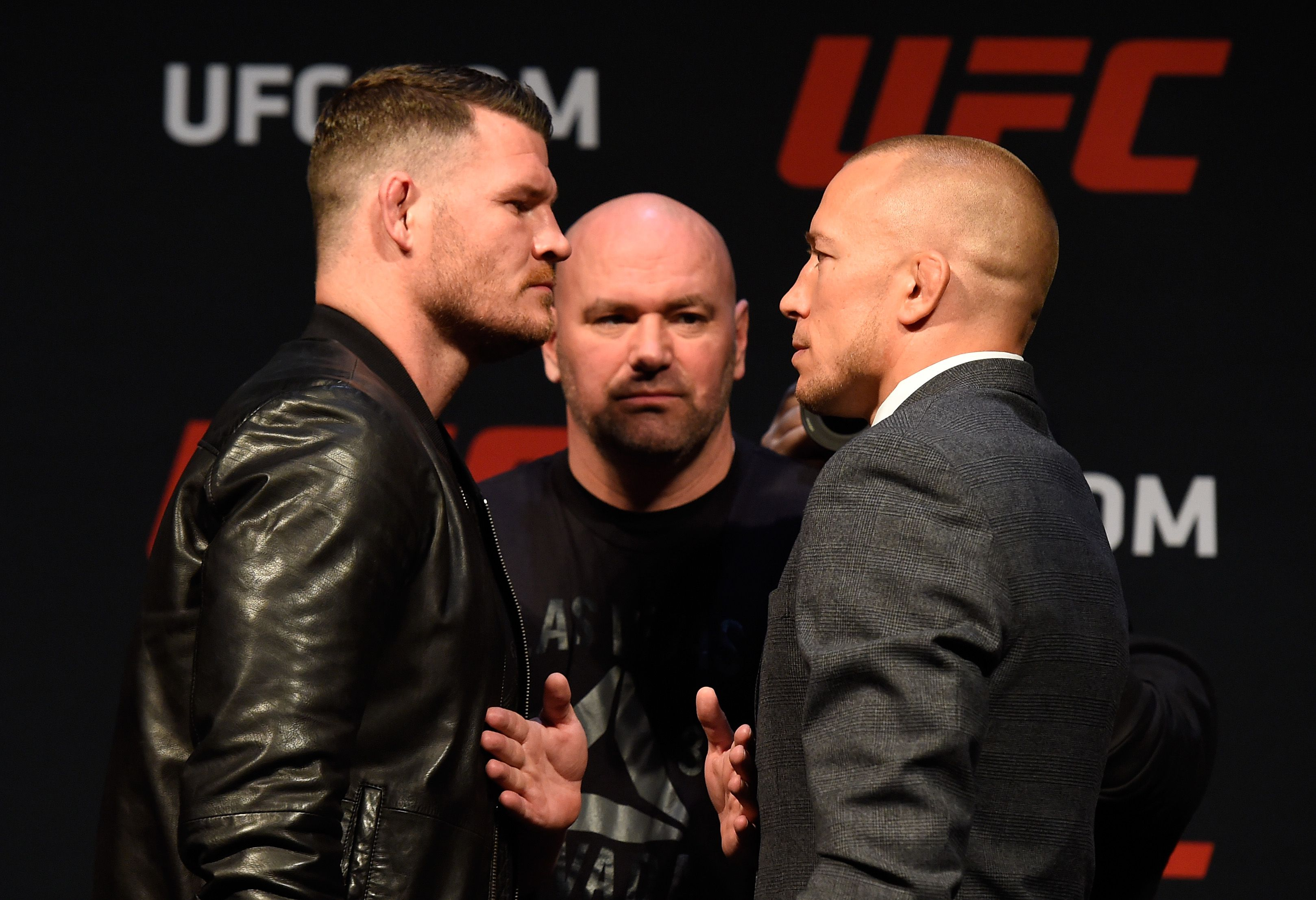 UFC 217 fight card, date, UK TV channel and odds as Bisping vs GSP headlines