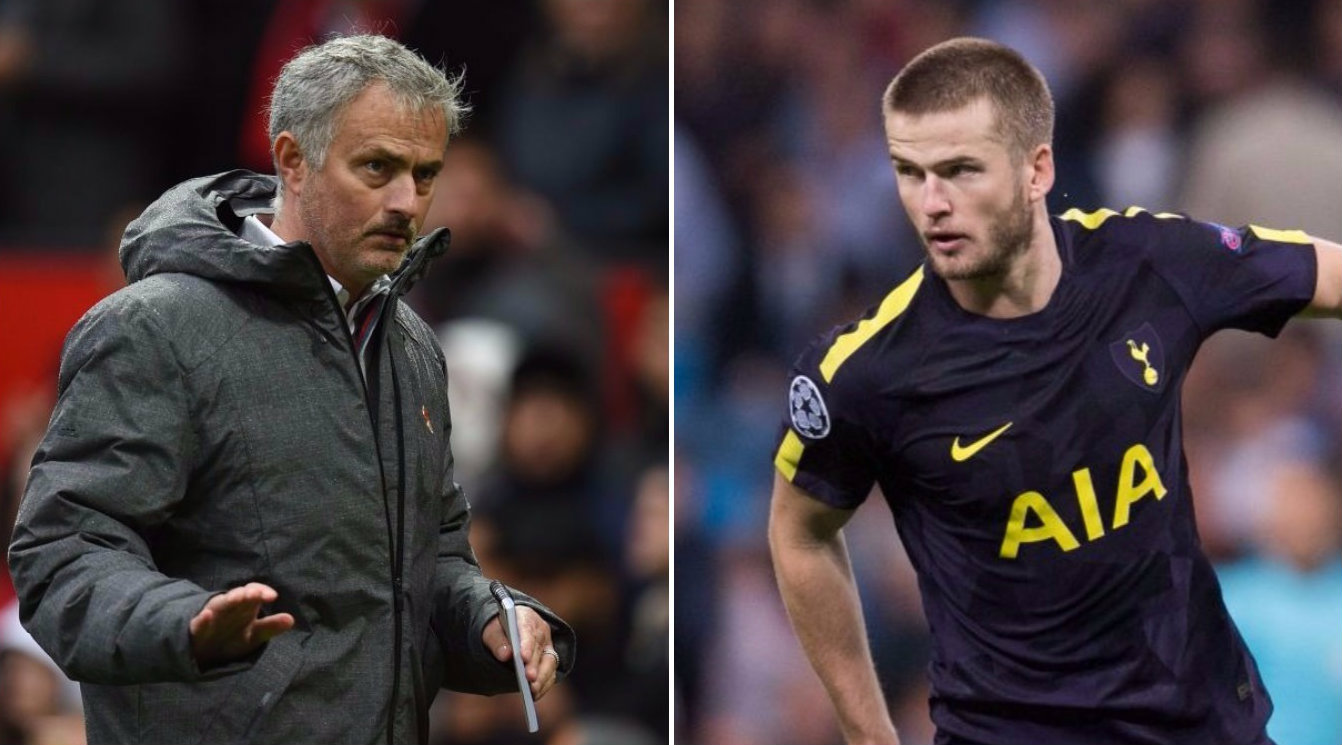 Jose Mourinho suggests Eric Dier is world-class after criticism from Mauricio Pochettino