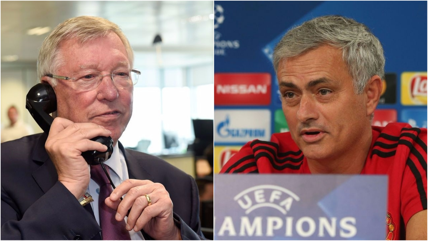 Dwight Yorke explains the difference between Jose Mourinho and Sir Alex Ferguson