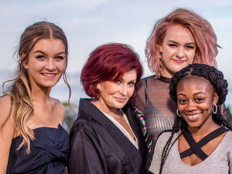 Sharon Osbourne admits she didn't want the girls category on The X Factor: 'They break my heart'
