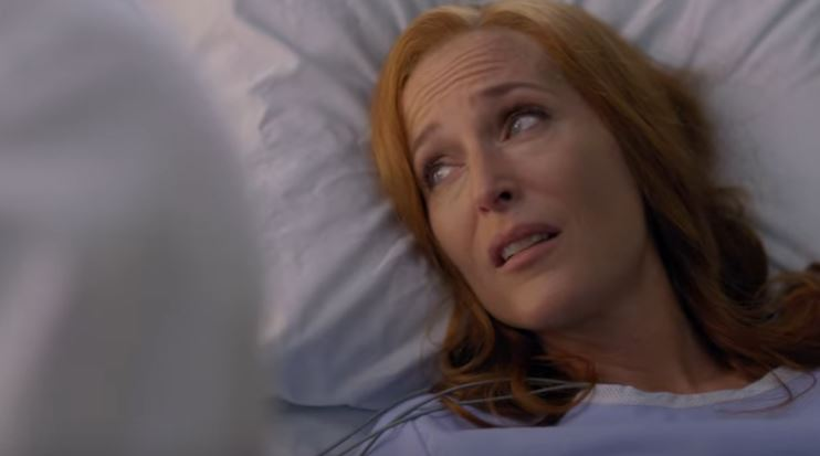 Dramatic new X-Files trailer sees Mulder and Scully attempt to stop their son unleashing 'hell on Earth'