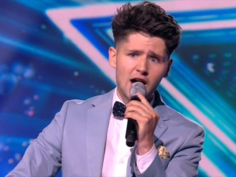 Simon Cowell slams X Factor hopeful Russell Jones for 'terrible' audition as things get messy in the Six Chair Challenge