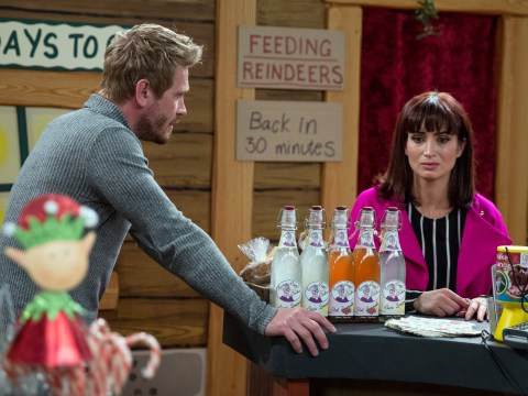 Emmerdale spoilers: Leyla Harding reunites with David Metcalfe as she confesses her love?