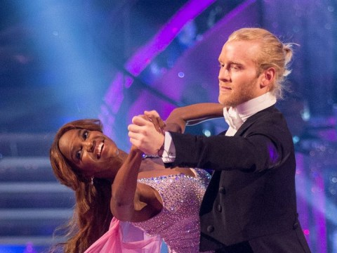 Strictly's Oti Mabuse says she works harder than other pros as her skin colour can often lead to lower marks