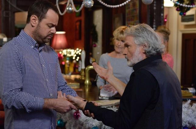 Aidan has an offer for Mick in EastEnders spoiler
