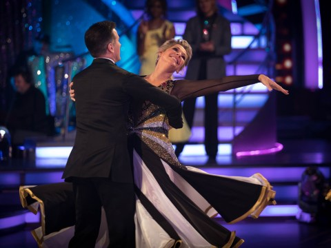 Former Strictly pro Karen Hardy admits she'll miss Ruth Langsford as she calls Alexandra's Argentine Tango 'exquisite'