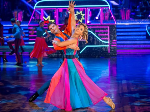 Strictly Come Dancing's Gemma Atkinson reveals secret tactic that's got her to the final