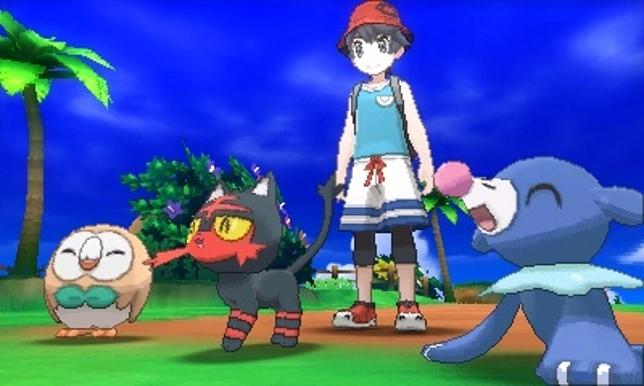 Pokémon Ultra Sun (3DS) - Litten is still the coolest starter pokémon