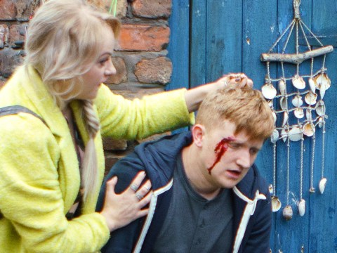 Coronation Street spoilers: Violence as Daniel Osbourne viciously attacks Chesney Brown?