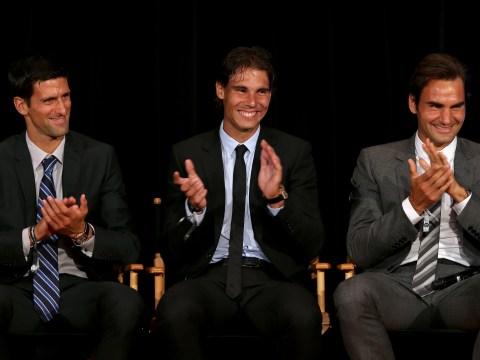 Pete Sampras hails 'mind boggling' Roger Federer, Rafael Nadal & Novak Djokovic