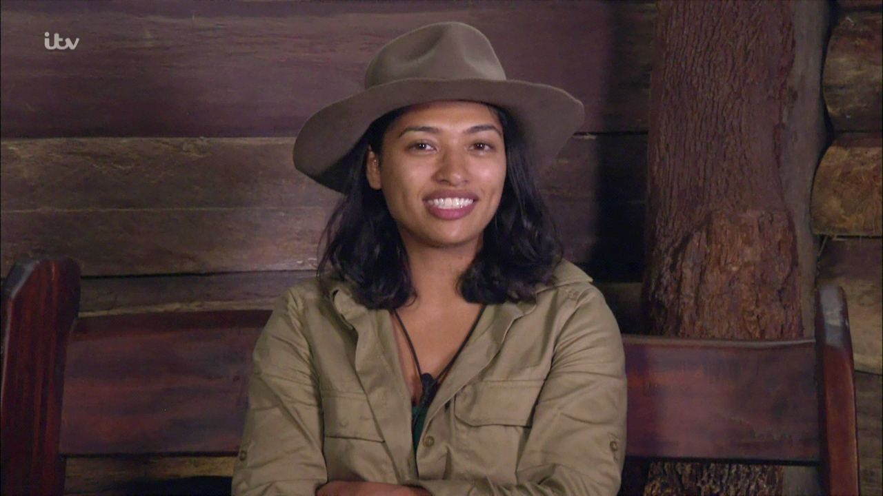 Vanessa White becomes the fourth campmate to be voted off I'm A Celebrity