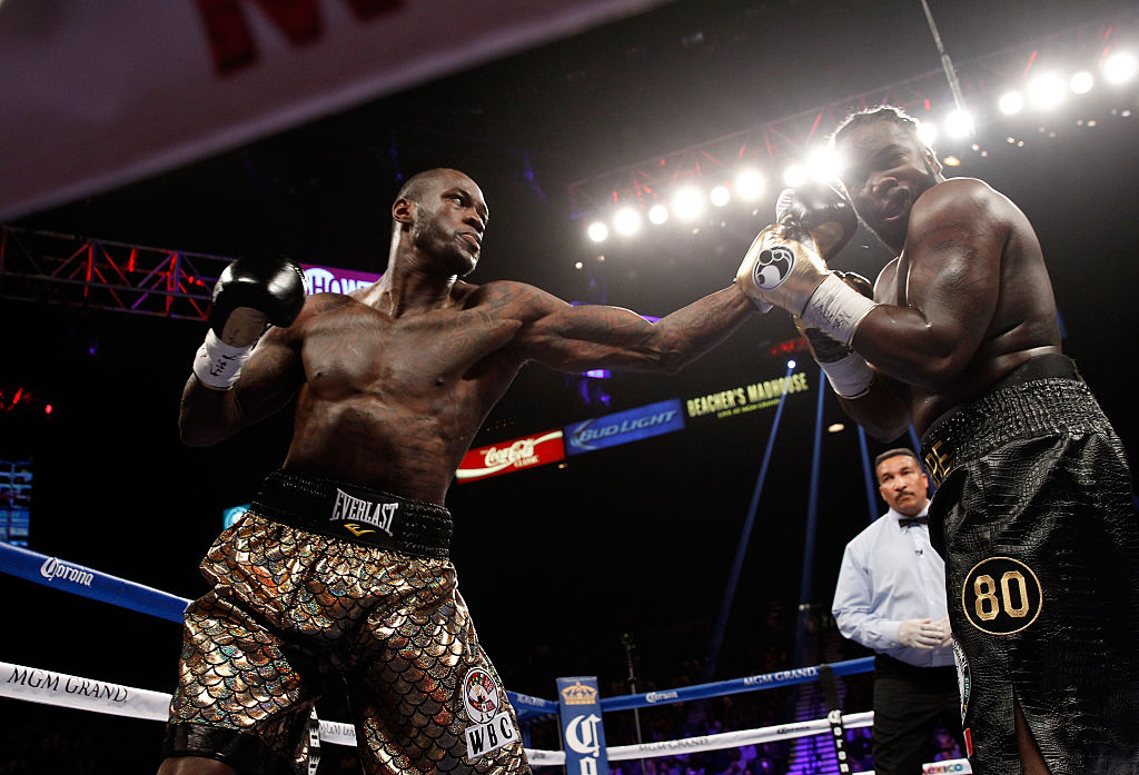 Deontay Wilder vs Bermane Stiverne II UK TV channel, undercard, fight time, date and odds