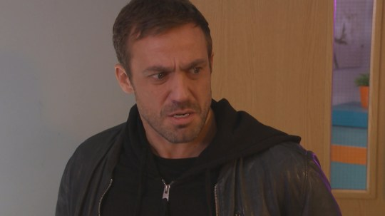 Spoiler Hollyoaks airs big exit for Warren as he snatches