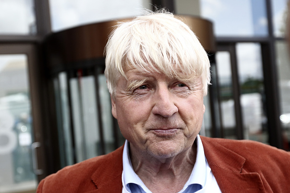 I'm A Celebrity 2017: Who is Boris's dad Stanley Johnson?
