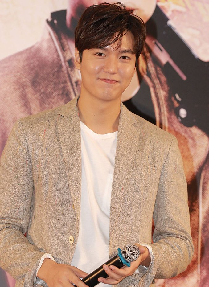 Who is lee min ho dating now 2020