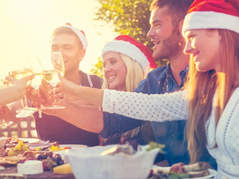 How to have a very merry Christmas when you're far from home