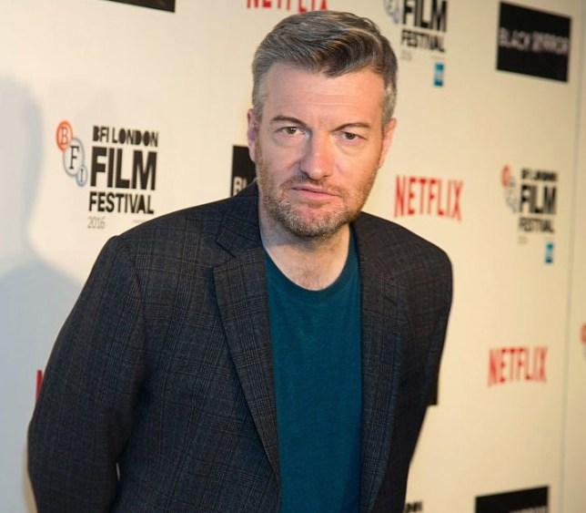 Charlie Brooker at LFF