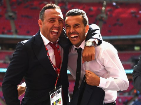 Chelsea star Pedro sends his support to Arsenal midfielder Santi Cazorla after latest injury set-back