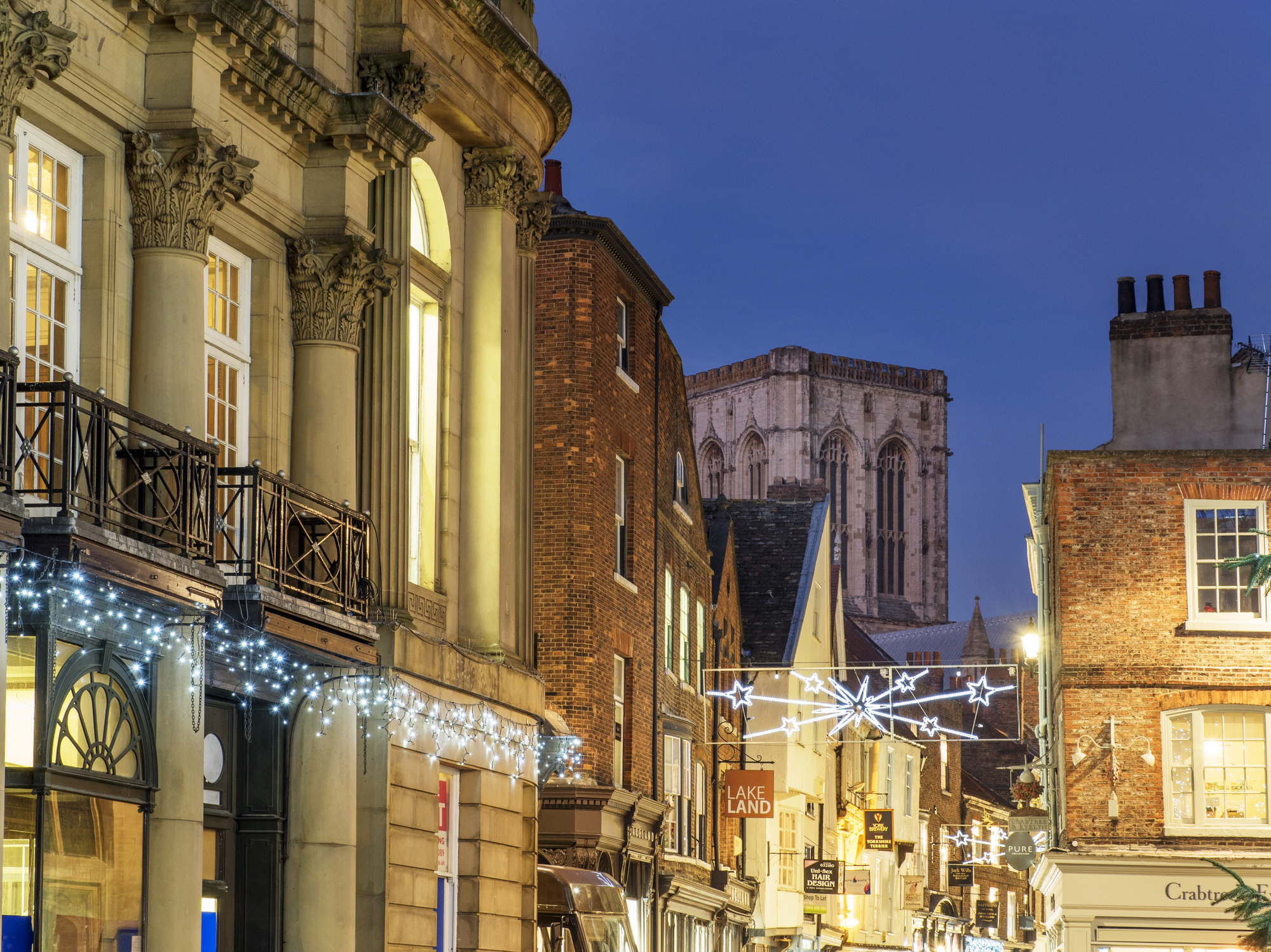 Why Yorkshire is the best place to spend Christmas in the UK