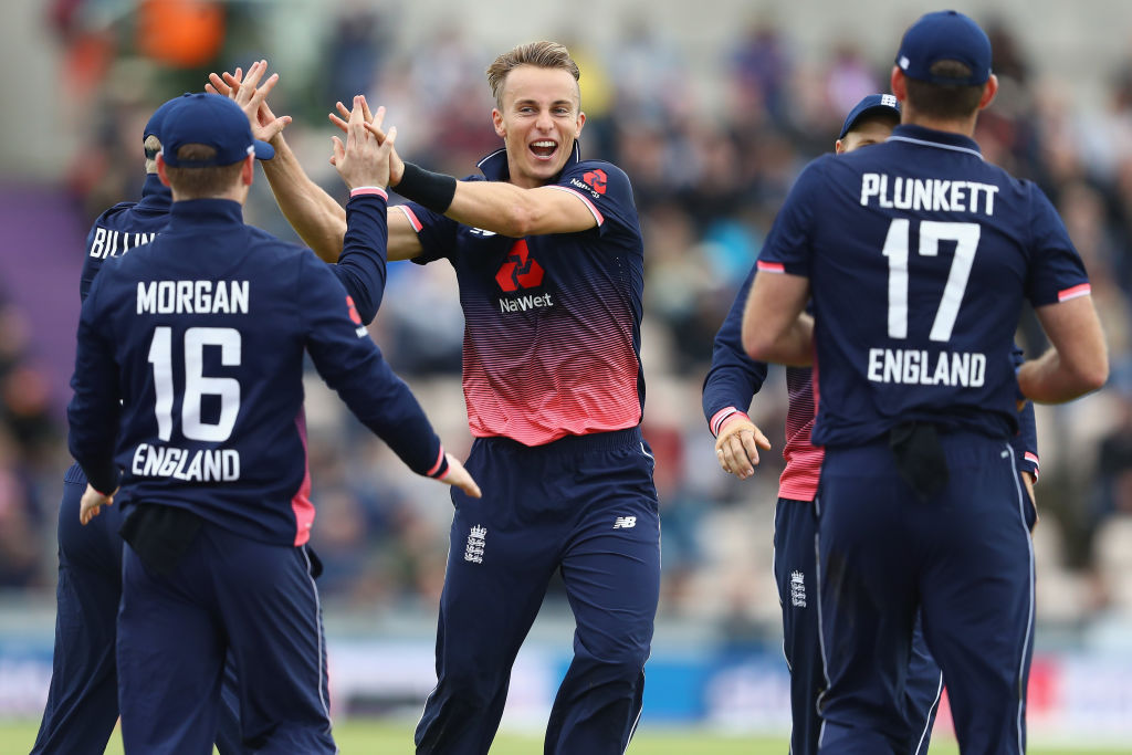 Who is Tom Curran, the Surrey bowler called into England's Ashes squad to replace Steven Finn?