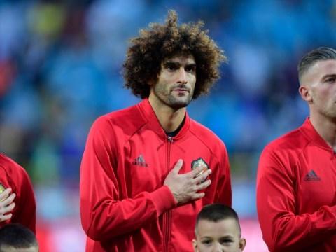 Marouane Fellaini to be sold in January transfer window