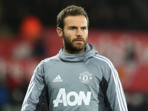 Real Madrid eye January transfer for Manchester United star Juan Mata