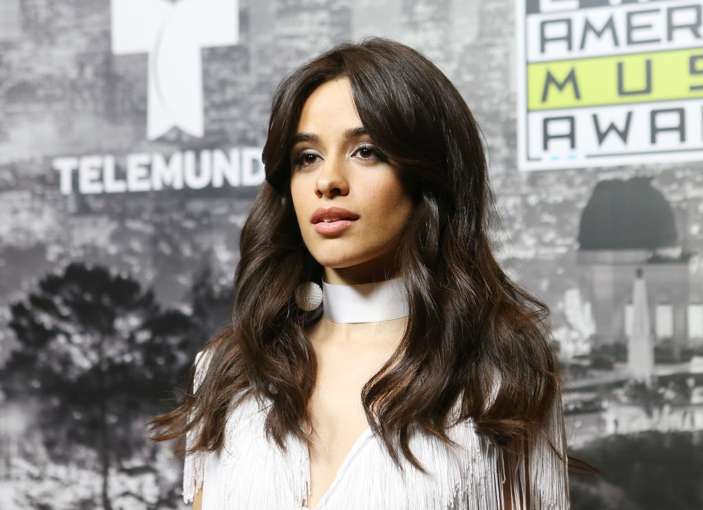 Camila Cabello lands her first UK number one with Havana