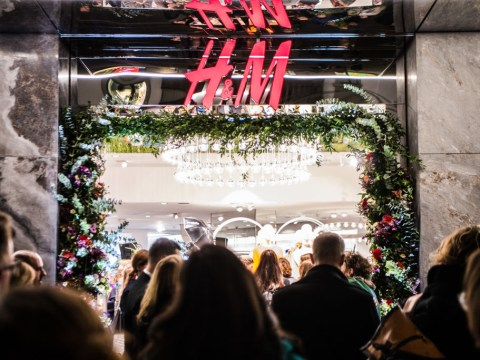 Swedish power plant burns H&M clothes instead of coal