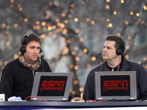 What happened to Mike and Mike and where are Greenberg and Golic now?