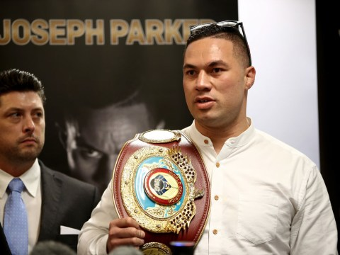 Joseph Parker's camp claim talks with Anthony Joshua over unification fight have begun
