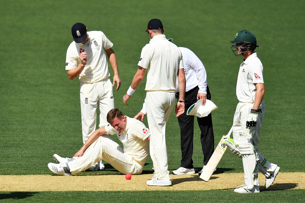 Ashes 2017: Jake Ball injury scare 'frustrating' for England, admits Chris Woakes