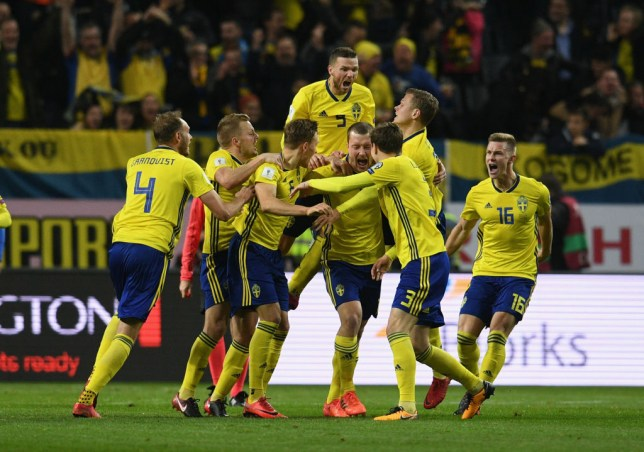 Italy vs Sweden TV channel, kick-off time, odds and team news for World Cup playoff