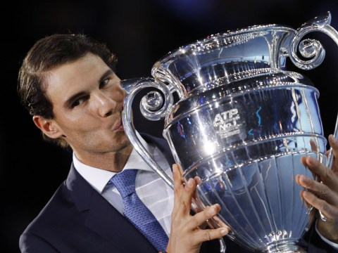 Jack Sock and Roger Federer point out why Rafael Nadal was only deserving 2017 world No. 1