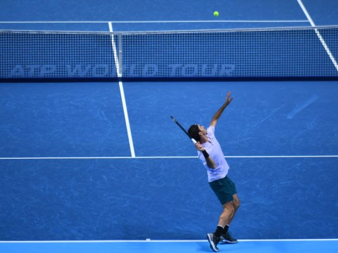 How fast is the ATP Finals court? Roger Federer, Alexander Zverev, Marin Cilic and Jack Sock discuss