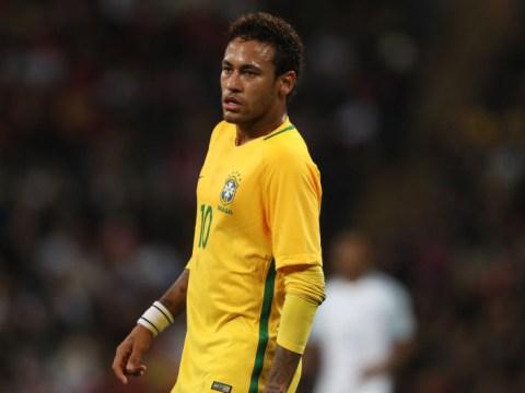 Joe Hart singles out England team-mate Joe Gomez for keeping Neymar quiet at Wembley