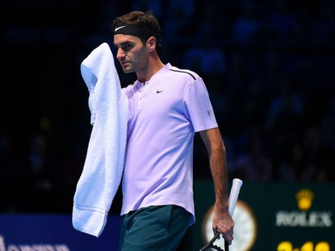 Roger Federer explains why he was so frustrated throughout Alexander Zverev clash