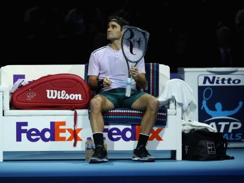 Roger Federer wasted best opportunity to end ATP Finals drought, says Greg Rusedski