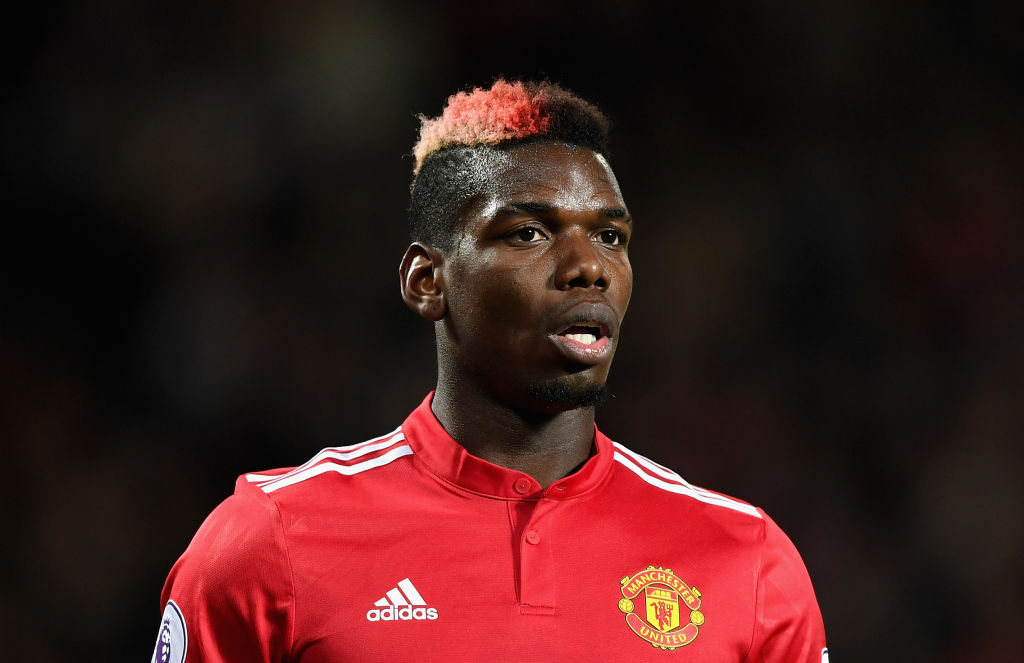 Manchester United star Paul Pogba reveals he supported Arsenal because of Thierry Henry