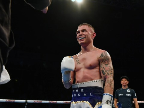 Cyclone Promotions release statement after taking legal action against Carl Frampton