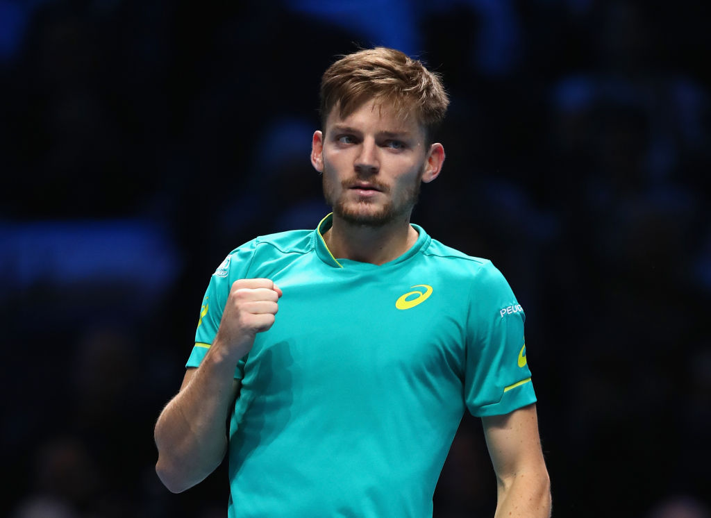 David Goffin discusses whether his generation are ready to take fight to 'Big Four' after Grigor Dimitrov title