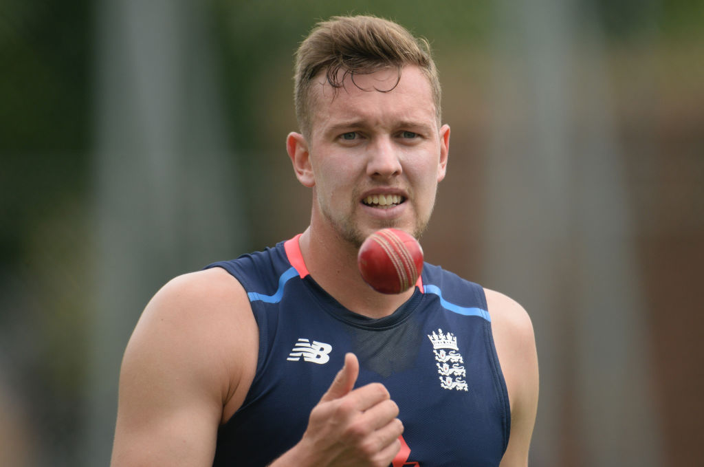 Who is Jake Ball? England bowler will make his Ashes debut at the Gabba