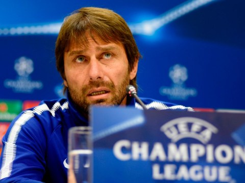 Antonio Conte confirms four Chelsea players will miss Qarabag game, but Eden Hazard is fit