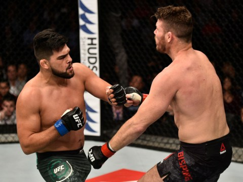 Kelvin Gastelum KOs former champion Michael Bisping at UFC Fight Night 122