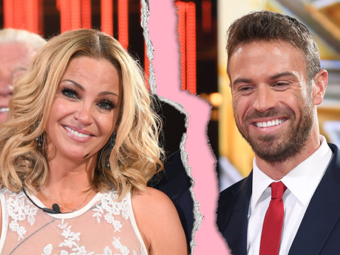 Celebrity Big Brother's Sarah Harding hints at split from Chad Johnson