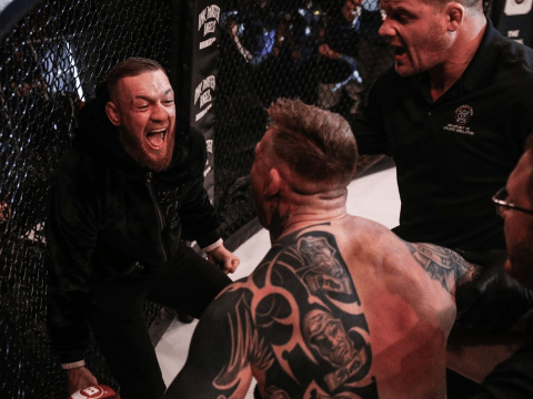Conor McGregor faces hefty ban, being cut from the UFC or severe sanction after Bellator melee