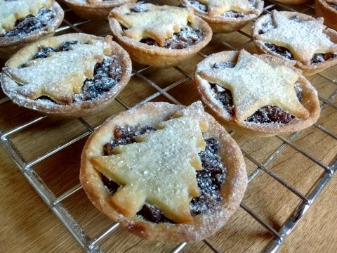 Why are mince pies called mince pies?