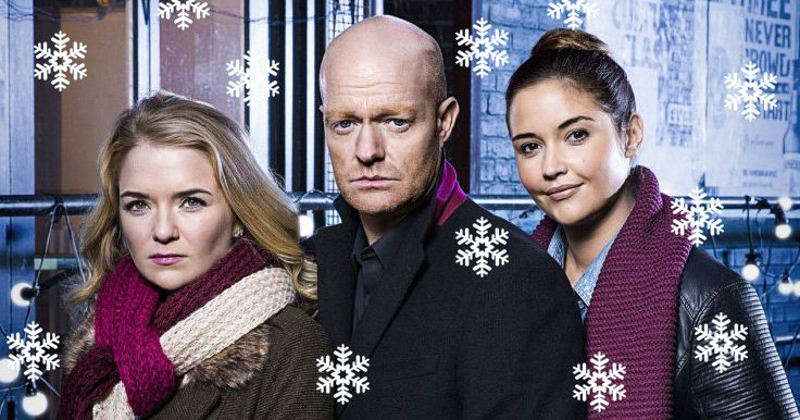 EastEnders Max star Jake Wood praises Jacqueline Jossa and Lorna Fitzgerald as Lauren and Abi Branning exit in Christmas Day special