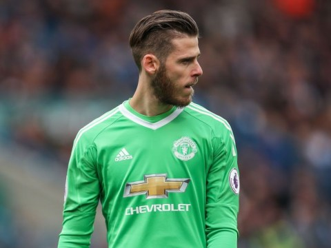Manchester United post cringy David De Gea tweet – and it's immediately hijacked by Chelsea fans