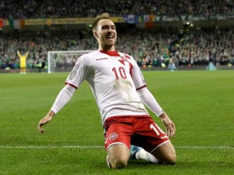Republic of Ireland suffer World Cup heartbreak as Christian Eriksen fires Denmark to Russia
